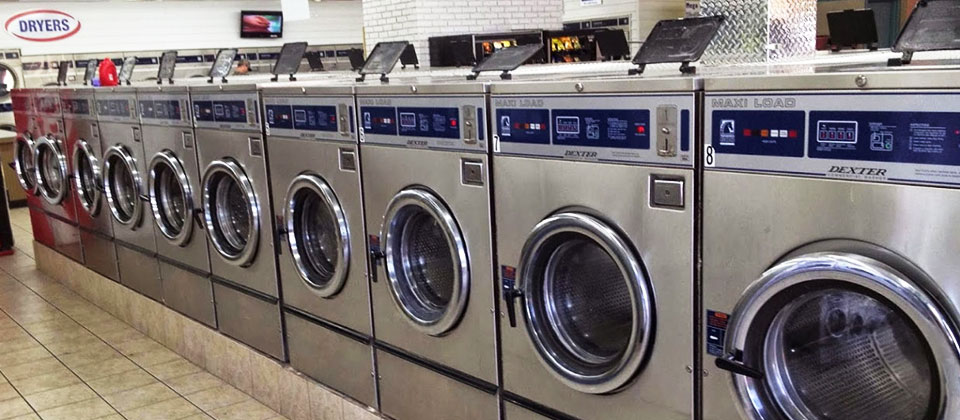 World O Suds Big Washers