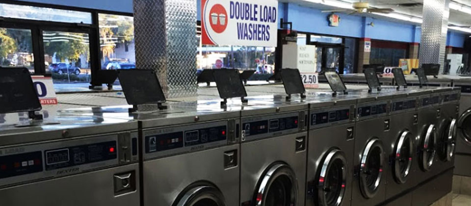 World O Suds Double Load Washers