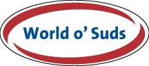 World O' Suds Coing Laundry Apopka Logo